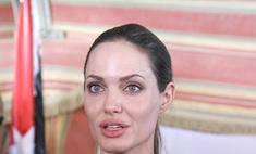 Анджелина Джоли похудела из-за жесткой диеты