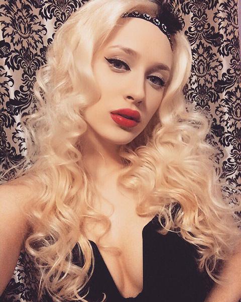 Красивые блондинки: фото 2016