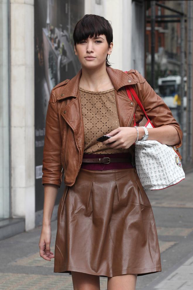 Куртки короткие женские: фото