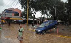 Наводнение в Пакистане унесло жизни 1100 человек