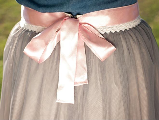 Украшения юбки своими руками