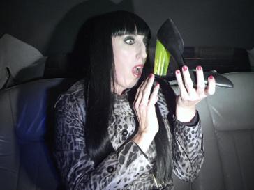 Росси Де Пальма снялась в рекламном ролике капсульной коллекции Mango Touch