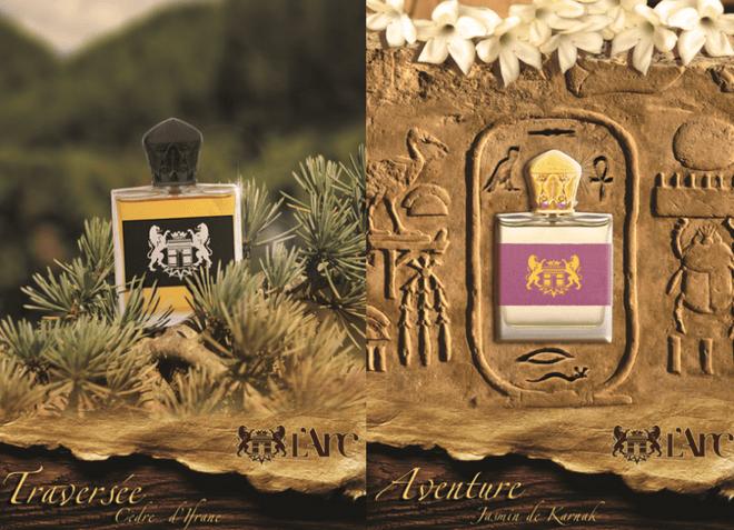Новые ароматы L`Аrc