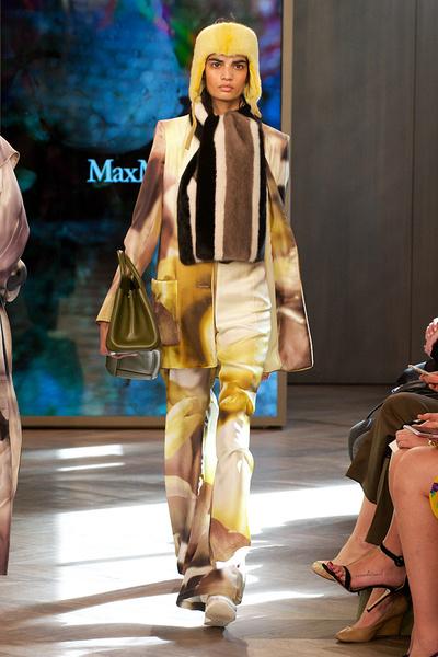 Показ круизной коллекции Max Mara в Лондоне | галерея [1] фото [17]