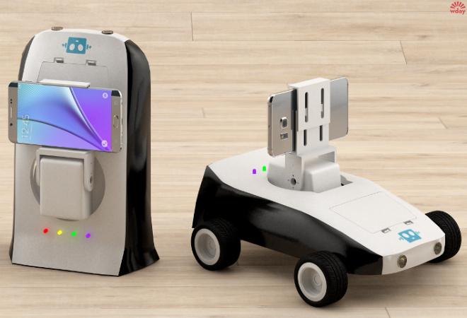 Роботы-учителя фото