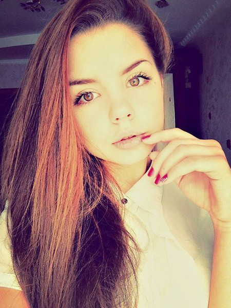 Александра Федотова, студентка, фото