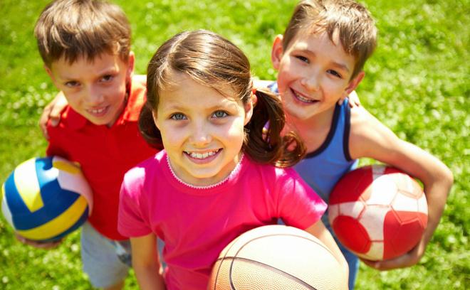 Уфа, афиша, приведи ребенка в спорт