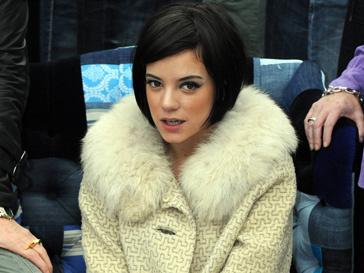 Лили Аллен (Lily Allen) возмущена словами рэпера