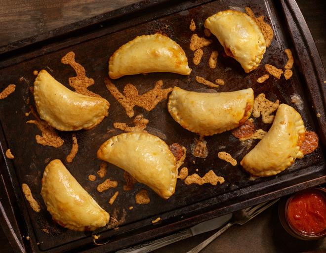 Рецепт теста для пирожков с луком и яйцом в духовке