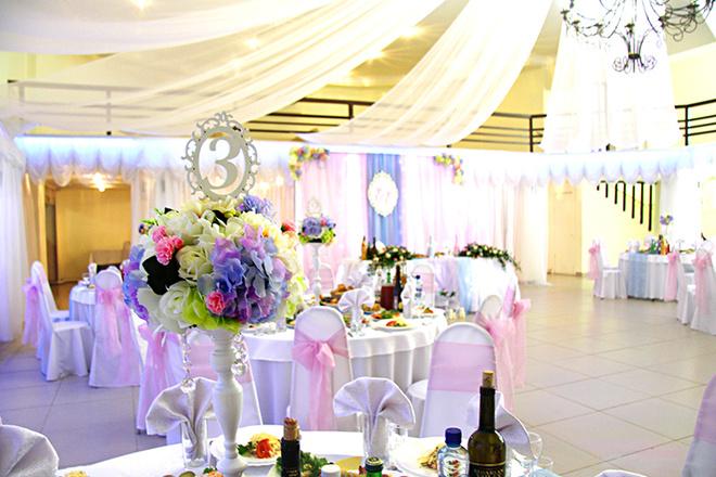 Свадебный декор идеи
