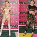 MTV VMA 2015: красная дорожка