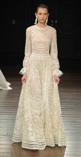 Лучшие коллекции Недели свадебной моды   галерея [5] фото [17]