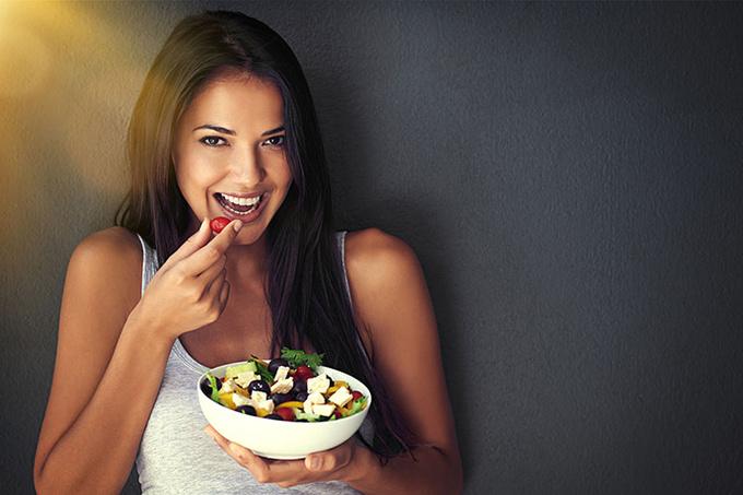 Что едят красивые люди?