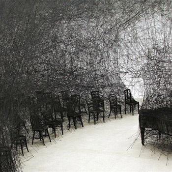 Чихару Шиота «В тишине» (2008).