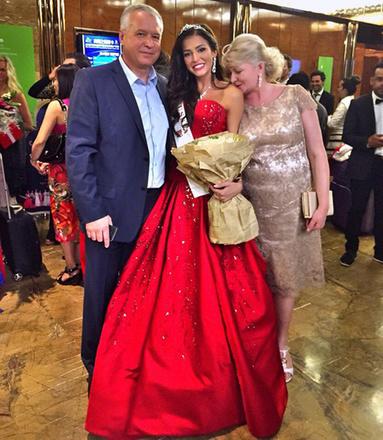 «Вице-мисс мира 2015» София Никитчук, фото