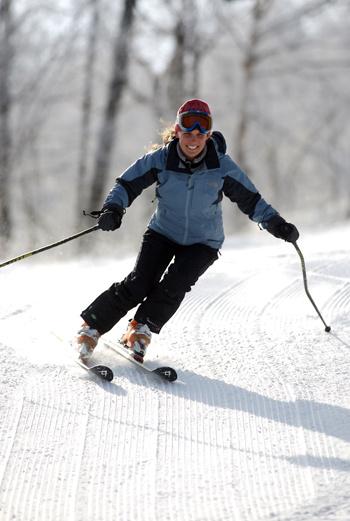 Считается, что лучший снег на шведских курортах в январе, однако сезон там начинается уже в середине ноября.