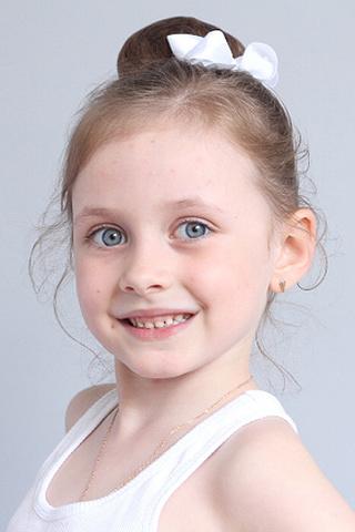 Лилли Новикова, «Топ модель по-детски-2016», фото