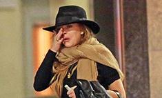 Линдси Лохан разревелась из-за бывшего парня