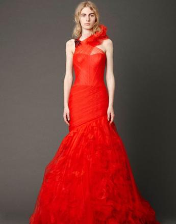 Свадебное платье Vera Wang 2013