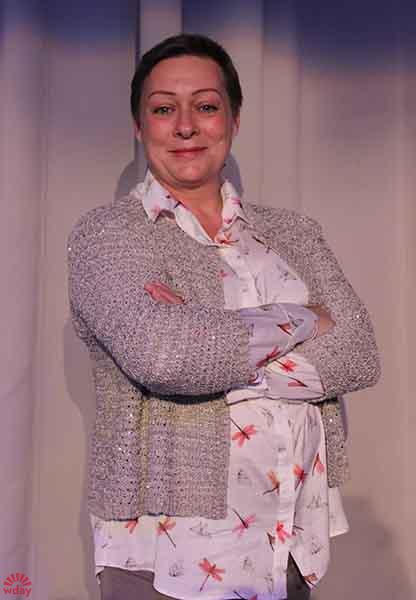 Мария Аронова, актриса, фото