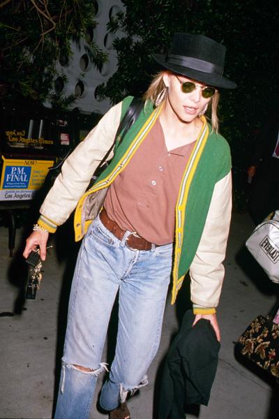 Мишель Пфайфер, 1990 год