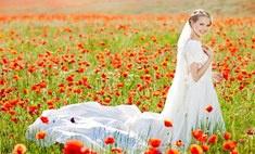 13 свадебных платьев, модных в этом сезоне