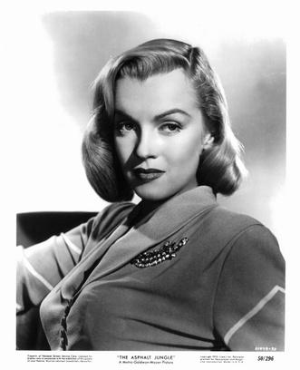 Мэрилин Монро в 1950 году.
