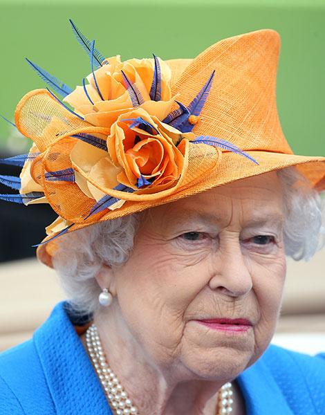 Королевские скачки в Аскоте: парад шляп   галерея [1] фото [15]