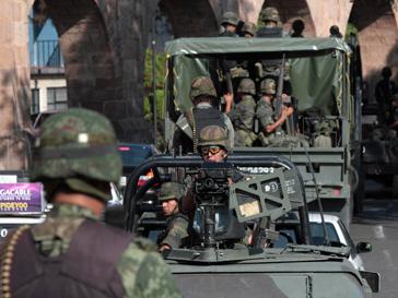 В Мексике задержан наркобарон