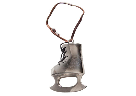 Елочная игрушка «Коньки», www.westwing.ru
