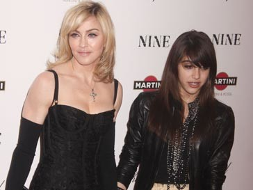 Мадонна (Madonna) с дочерью Лаурдес