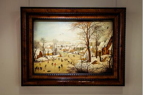 Открытие нового офиса аукционного дома Christie's в Москве | галерея [1] фото [3]