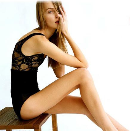 Алина Акишина, модель