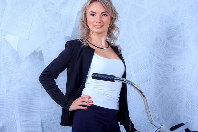 Мария Чернова, участница «Мисс велогород-2016», фото