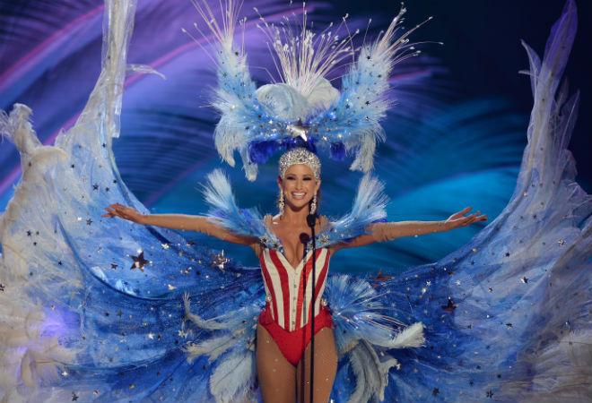 Мисс Вселенная 2014: участница из США, фото