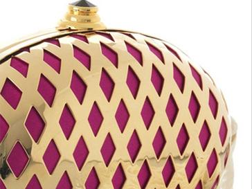Fabergé Evening Lattice Clutch