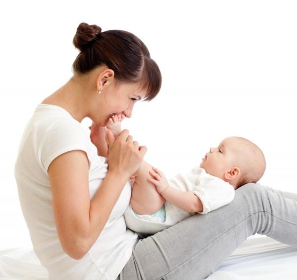 Меню после родов