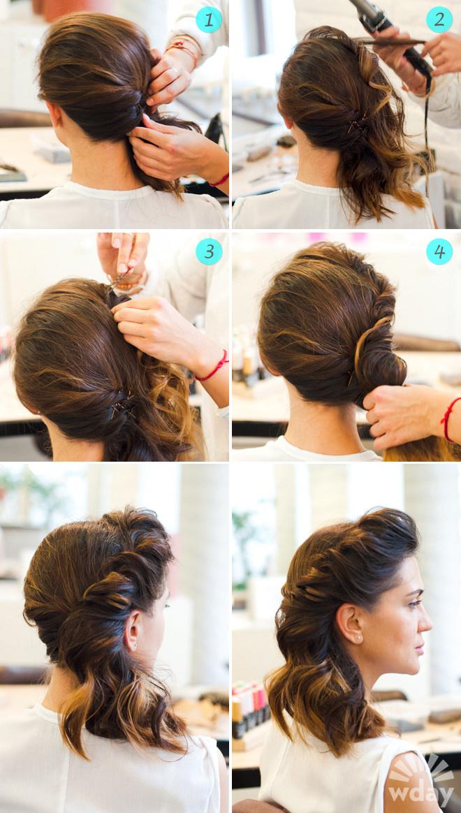 Прическа на длинные волосы на выпускной фото и видео  красивые прически на длинные волосы на выпускной