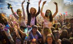 Праздник-чумазник Color Fest в Уфе! Найди и узнай себя!