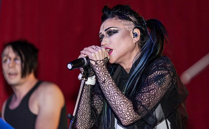 Певица Линда: интервью 2016 года