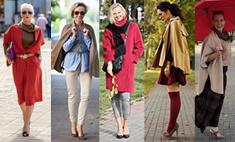 Осень в Твери: 5 уличных образов от стилистов
