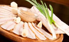 Рецепт приготовления рассола для засолки сала