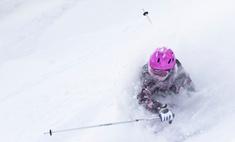 Акушерка пробежала 6 км на лыжах, чтобы помочь роженице