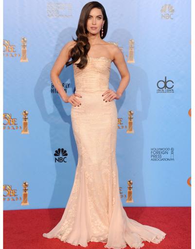 "Меган Фокс (Megan Fox) на ""Золотом глобусе""-2013"
