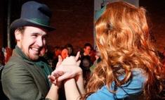 Театр «У Моста» собрал рыжих пермяков на вечеринке по-ирландски