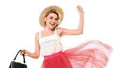 Звезды в моде: любимые вещи телеведущей Липы