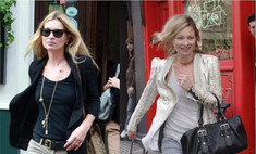 Кейт Мосс: «Я выбираю джинсы, жакеты и брючные костюмы»