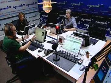 Радиоведущие Виктория Колосова, Алексей Веселкин и доктор Давид оказались в центре скандала