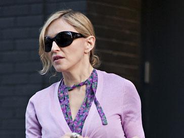 Мадонна (Madonna) хочет жить в Италии