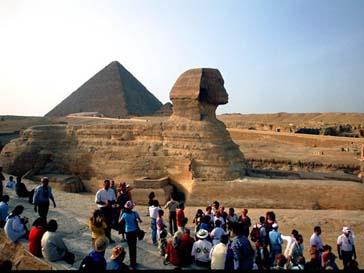 В Египте сейчас находятся около 4,5 тыс. российских туристов